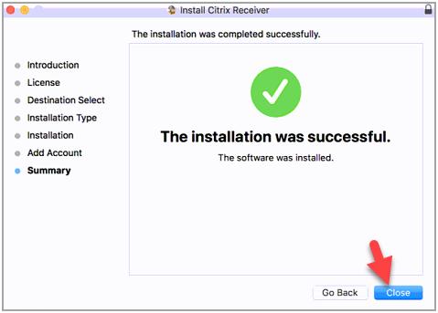 OrthoTrac Cloud: Installing Citrix Receiver / Clou    - The Exchange