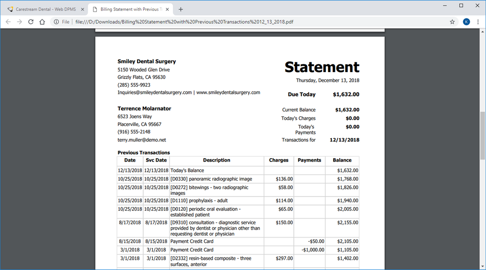 Comprehensive Billing Statement.PNG