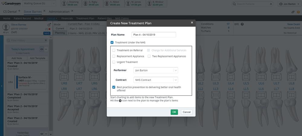 Create treatment plan dialog.png